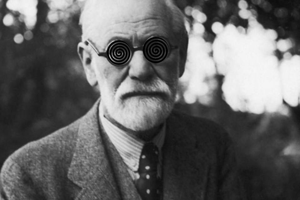 Por que Freud abandonou a hipnose?