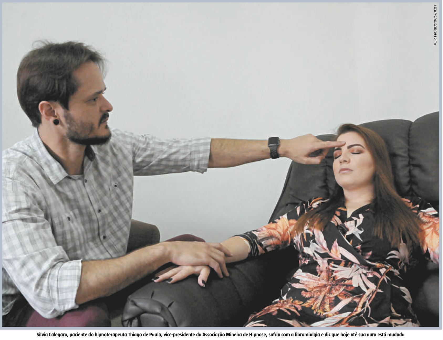 Hipnose contra dores e doenças